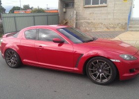 The RX8